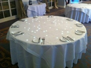 led dance floors for hire
